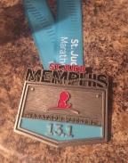 Race Recap – St Jude Memphis Half Marathon 12/1/18